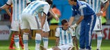Di Maria in doubt for Argentina's semifinal tilt vs. Netherlands