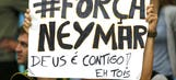 Heartbreaking! Cute little girl cries over hearing of Neymar's injury