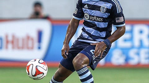 Erik Palmer-Brown, Sporting Kansas City defender