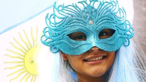 Masked fan