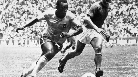 1970: Brazil 4 – Italy 1 (Mexico City)