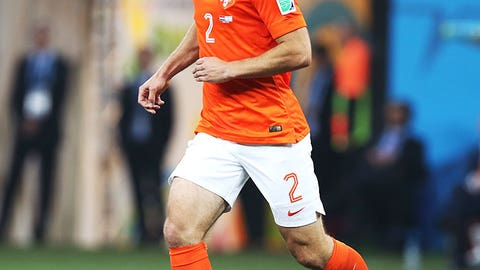 Ron Vlaar (Netherlands)