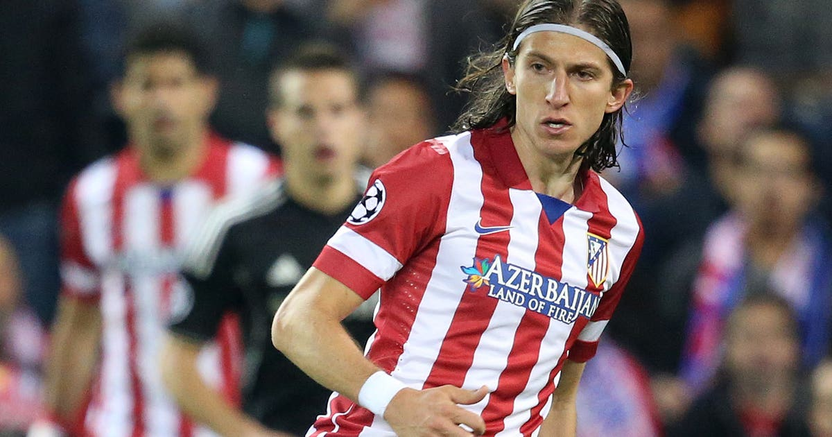 Chelsea Complete Move For Atletico Madrid S Filipe Luis Fox Sports