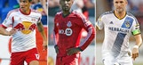 Cahill, Defoe, Keane included in MLS All-Star roster to face Bayern Munich