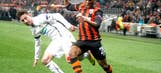 Six players warned over failure to return to troubled Donetsk