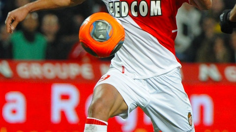 Radamel Falcao (£51 million/$87 million, Atletico Madrid to Monaco, 2013)