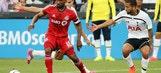 Lamela scores twice as Tottenham defeat Defoe's Toronto