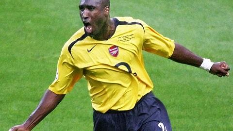 Sol Campbell (Tottenham to Arsenal)