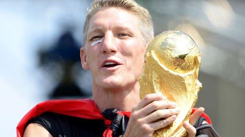 Bastian Schweinsteiger - 2014 World Cup