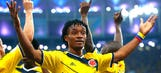 Fiorentina says they will listen to $67 million bids for Cuadrado