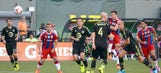 WATCH: Lewandowski scores another beauty for Bayern at MLS All-Star Game