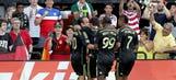 Donovan nets match-winner as MLS All-Stars edge Bayern Munich