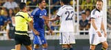 Diego Costa on target for Chelsea in Turkish charity tournament