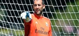 AC Milan close to signing Diego Lopez from Real Madrid