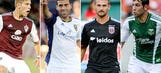 Live: Saturday night's MLS action takes center stage