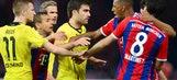 Bayern Munich-Dortmund rivalry kicks back up at German Super Cup
