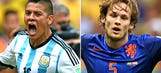 Manchester United closing in on double swoop for Rojo, Blind