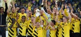Dortmund claims second straight German Super Cup over Bayern
