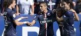 Paris Saint-Germain capture three points as Ibrahimovic suffers injury