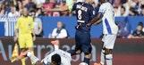 Bastia won't take action against Brandao for Thiago Motta headbutt