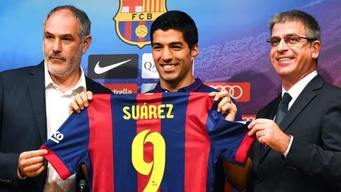 Winners: Barcelona
