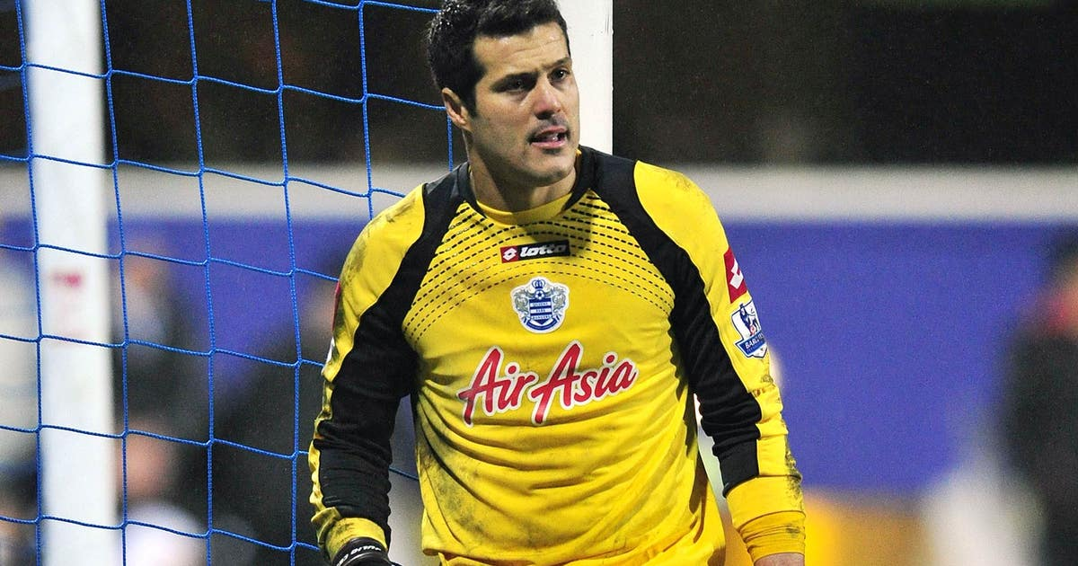 Real madrid lanar ut julio cesar