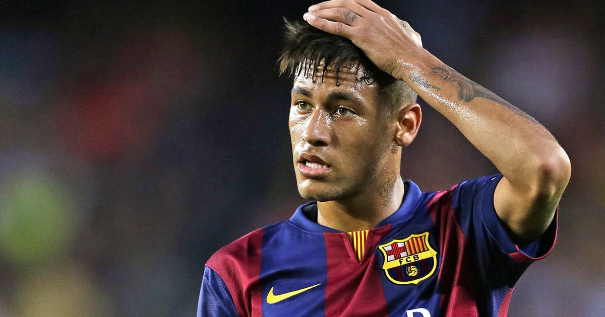 Barcelona Forward Neymar Set To Miss Season Opener Against