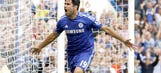 Costa, Hazard lead Chelsea past Leicester to remain perfect