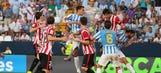 Athletic Bilbao goalkeeper robbed of late goal against Malaga
