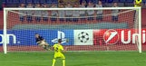 Hero steps into goal, saves day for Champions League Cinderella