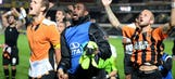 Hull's Europa League campaign ends after aggregate loss to Lokeren