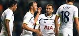 Tottenham face Arsenal's conqueror Besiktas in Europa League