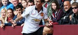 Angel di Maria makes debut in United's goalless draw with Burnley