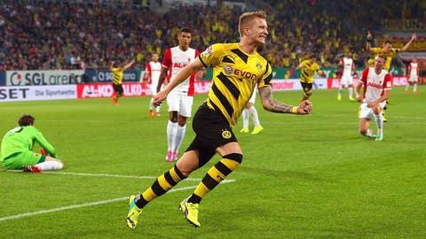 Winners: Borussia Dortmund