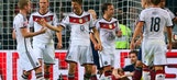 Germany avoid scare in Euro qualifying, beat Scotland with goals from Muller