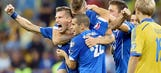 Slovakia surprise in Euro qualifying with first-ever win over Ukraine