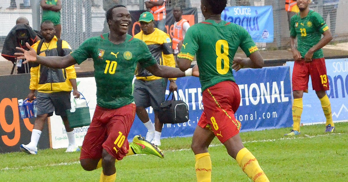 f80d2887869 Cameroon rout Cote d'Ivoire 4-1 in African Cup of Nations qualifying | FOX  Sports
