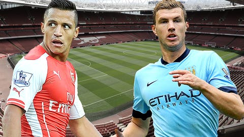 Arsenal host Manchester City at Emirates (live, Saturday, 7:45 a.m. ET)
