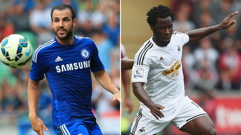 Premier League leaders clash as Chelsea battle Swansea (live, Saturday, 10 a.m. ET)