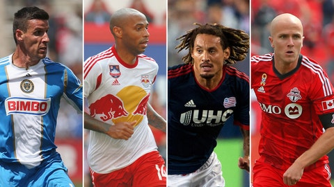 MLS action heats up as Eastern Conference sides jockey for playoff position (live, Saturday, 3 p.m. ET)