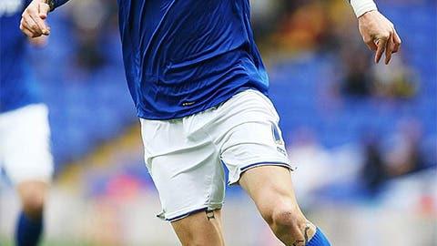 Brek Shea, Birmingham City defender