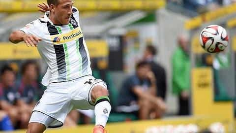 Fabian Johnson. Borussia Mönchengladbach defender/midfielder