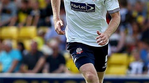 Tim Ream, Bolton Wanderers defender
