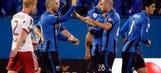 CCL Roundup: Montréal holds off New York, Club América thumps Bayamon