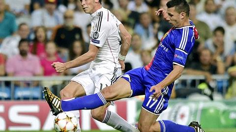 Marek Suchy, FC Basel