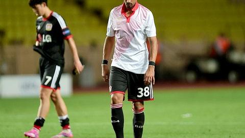 Karim Bellarabi, Bayer Leverkusen