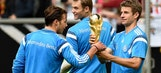 Germany remains ahead of Argentina at top of world rankings
