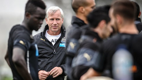 Alan Pardew's tenure is on the line as Newcastle host Hull (live, Saturday, 10 a.m. ET)