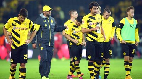 Dortmund hope to revive its Bundesliga campaign against Hamburg (live, Saturday, 9:30 a.m. ET)