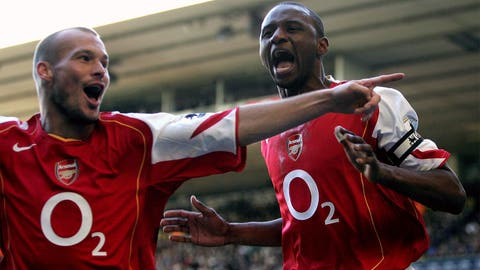 November 13, 2004: Tottenham 4, Arsenal 5